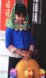 Culture of Hui-an Women Costumes